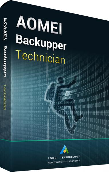 AOMEI Backupper Technican kaufen online - WindowsImageBackup
