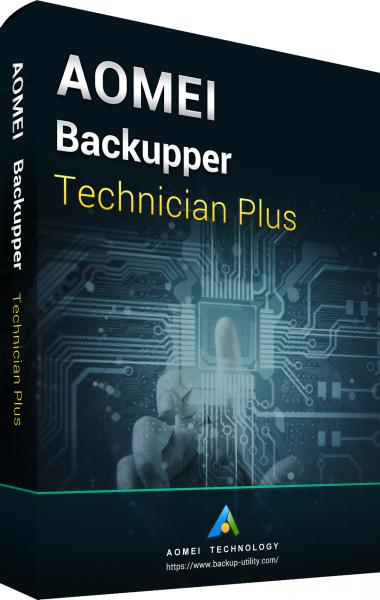 AOMEI Backupper Technican Plus kaufen online - WindowsImageBackup