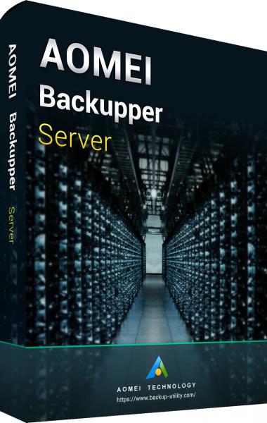AOMEI Backupper Server kaufen online - WindowsImageBackup